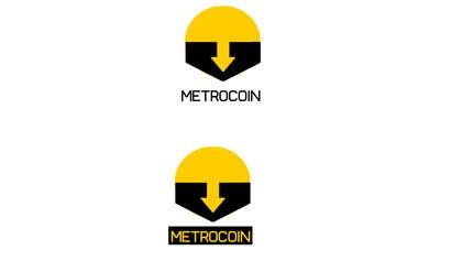 sridha858 tarafından Design a Logo for Metrocoin için no 18