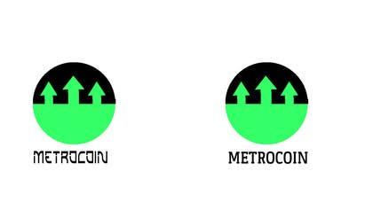sridha858 tarafından Design a Logo for Metrocoin için no 24