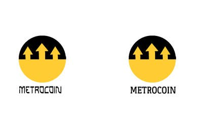 sridha858 tarafından Design a Logo for Metrocoin için no 25