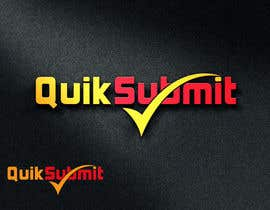 #135 cho Design a Logo for Quik Submit bởi Babubiswas