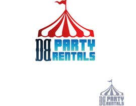 #10 for Design a Logo for DB Party Rentals by n24