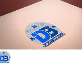 #12 for Design a Logo for DB Party Rentals by fireacefist