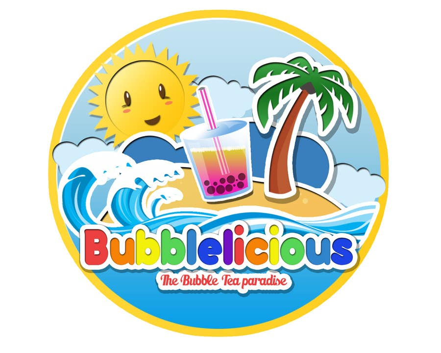 Proposition n°59 du concours Design a Logo for a Bubble Tea shop/company