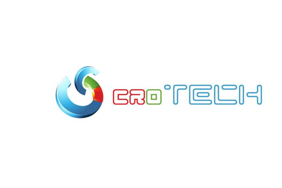 Penyertaan Peraduan #345 untuk Logo Design for CR0Tech