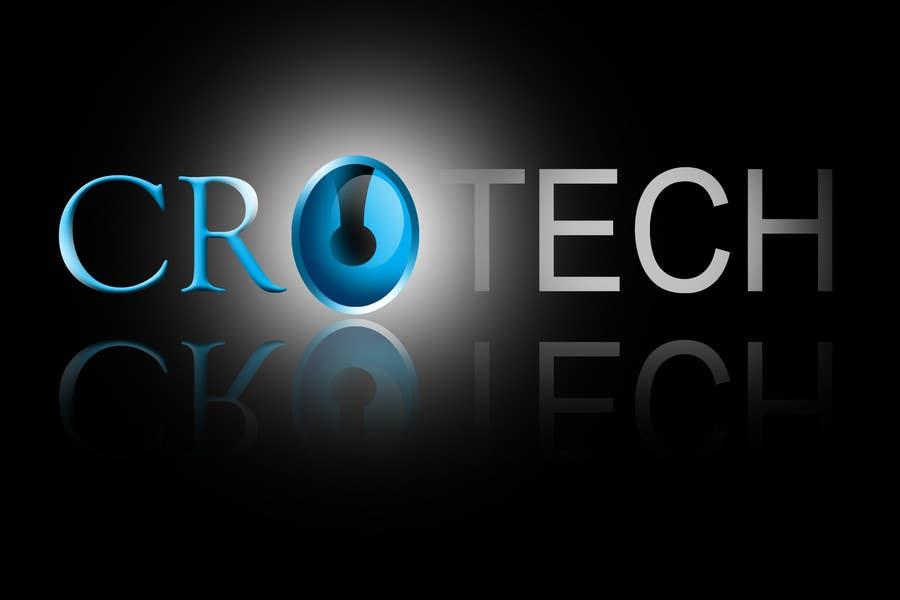 Penyertaan Peraduan #61 untuk Logo Design for CR0Tech