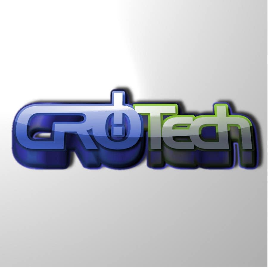 Kilpailutyö #                                        32                                      kilpailussa                                         Logo Design for CR0Tech