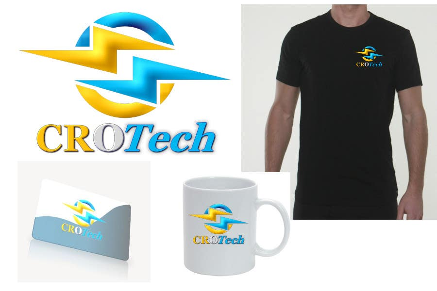 Конкурсная заявка №                                        402                                      для                                         Logo Design for CR0Tech
