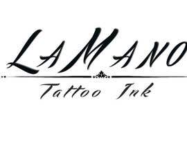 Nro 31 kilpailuun Design a Logo for LaMano Ink Tattoo Shop käyttäjältä BerikUnity