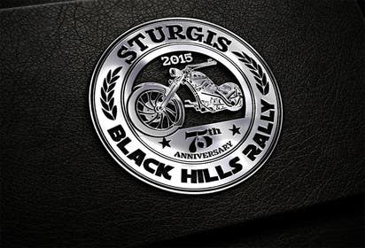 #6 cho Design a T-Shirt for STURGIS 2015 75th Anniversary bởi deztinyawaits