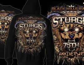 #48 for Design a T-Shirt for STURGIS 2015 75th Anniversary af MayonPunx