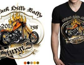 #32 for Design a T-Shirt for STURGIS 2015 75th Anniversary af MadaU