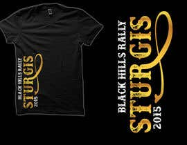 #8 for Sturgis Namedrop T-Shirt Design Contest af simrks