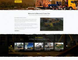 #4 for Design a Website Mockup: WCH af obizzy