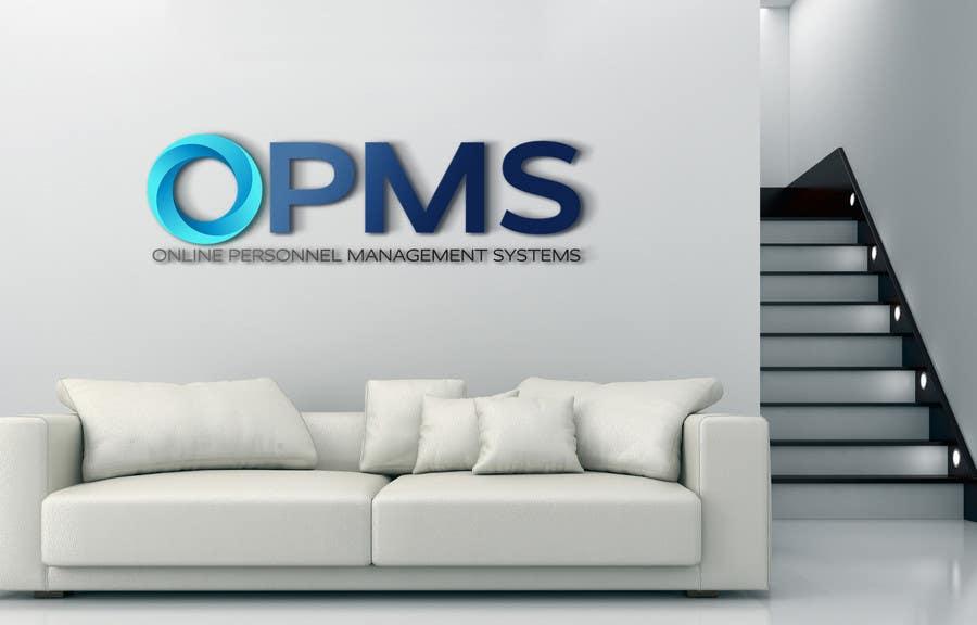 Konkurrenceindlæg #53 for Modernize the logo for www.opms.com.au -- 2