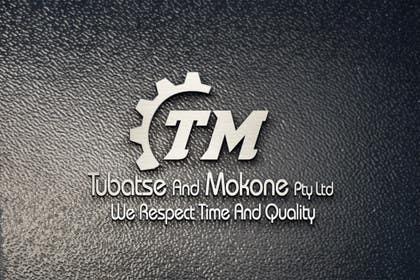 Nro 17 kilpailuun Design a Logo for mechanical company käyttäjältä basselattia