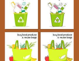 #5 para Illustrate Eco-Friendly Designer Bags por fmlicudine