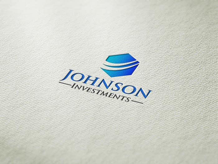 Bài tham dự cuộc thi #121 cho Design a Logo for Johnson Investments