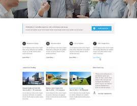 #15 for Design for website (front+subpage) af hoang8xpts