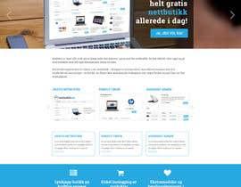 #19 for Design for website (front+subpage) af evileyestudio