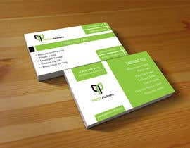 #15 for Consultant Firm Business Card af pironkova