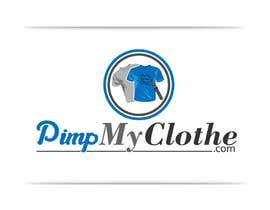 #10 untuk Logo conception : PimpMyClothe.com oleh georgeecstazy