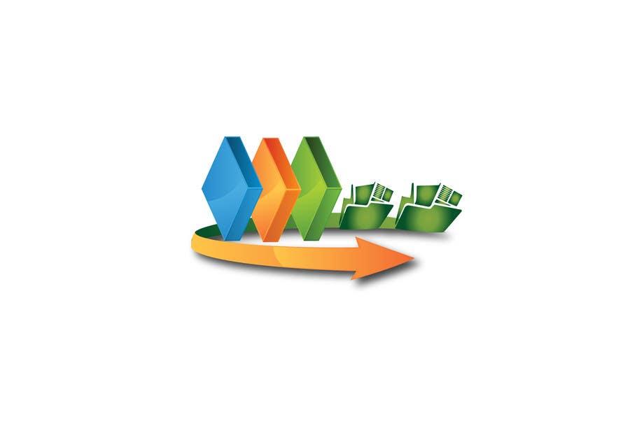 Penyertaan Peraduan #5 untuk Archiving System Logo
