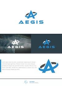 Nro 178 kilpailuun AEGIS Logo käyttäjältä mohammedkh5