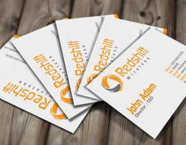 #9 untuk Business Card for Redshift Wireless oleh Fidelism