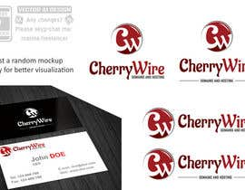#22 para Design a Logo for CherryWire por MarinaWeb
