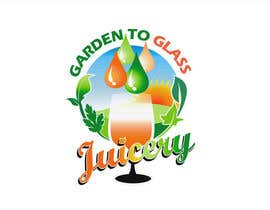 #74 untuk Design a Logo for Garden To Glass Juicery oleh slcreation