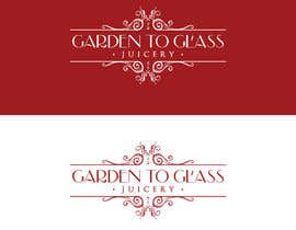 #47 untuk Design a Logo for Garden To Glass Juicery oleh creativeservice4