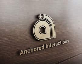#55 untuk Design a Logo for Anchored Interactions oleh adilansari11