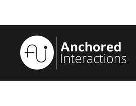#12 untuk Design a Logo for Anchored Interactions oleh geekinside