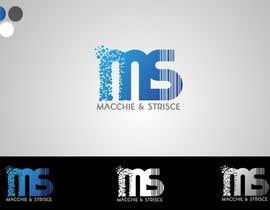 Nro 18 kilpailuun Design a Logo for Macchie & Strisce käyttäjältä Attebasile