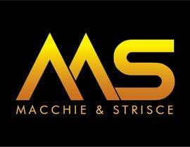 Nro 2 kilpailuun Design a Logo for Macchie & Strisce käyttäjältä Vodanhtk