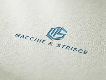 Nro 4 kilpailuun Design a Logo for Macchie & Strisce käyttäjältä mohammedkh5