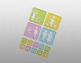 #57 for Design a Logo for S u p e r N a n n y af Syed660317