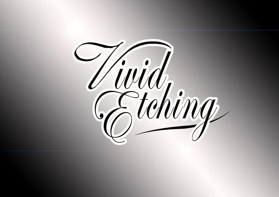 Inscrição nº 51 do Concurso para Design a Logo for Vivid Etching