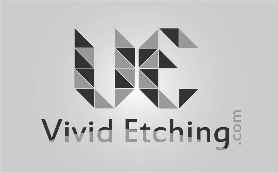 Inscrição nº 104 do Concurso para Design a Logo for Vivid Etching