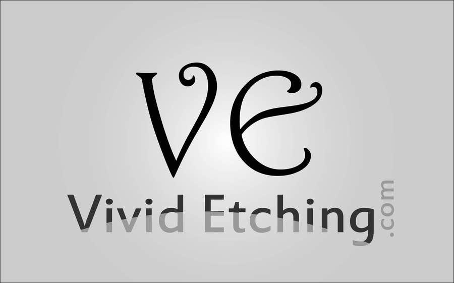 Inscrição nº 106 do Concurso para Design a Logo for Vivid Etching
