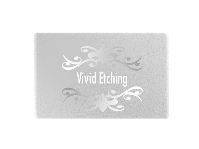 Contest Entry #7 for Design a Logo for Vivid Etching