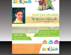 #16 untuk Design a Flyer for Kids Dentistry oleh designershaikh