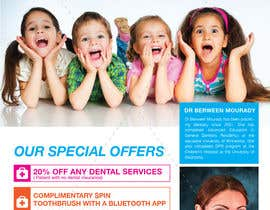 #33 cho Design a Flyer for Kids Dentistry bởi myleung
