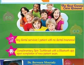 #13 cho Design a Flyer for Kids Dentistry bởi gfxdesignexpert