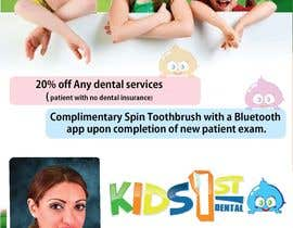 #24 cho Design a Flyer for Kids Dentistry bởi gfxdesignexpert