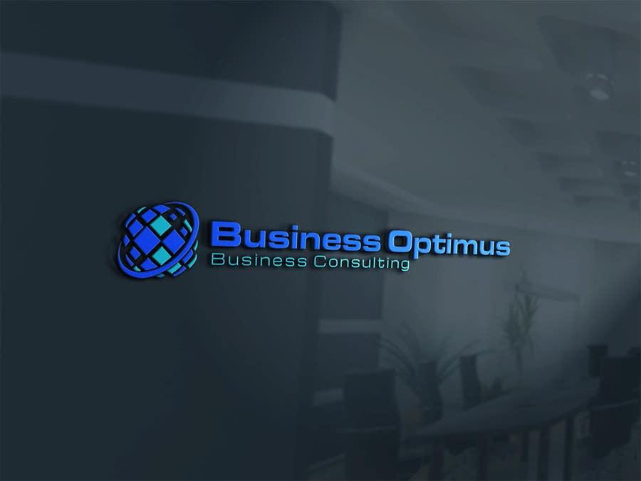 Inscrição nº 46 do Concurso para Business Optimus Logo Design
