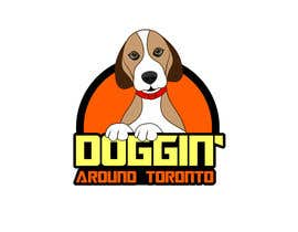 #103 for Create a logo with a cartoon Beagle (dog) af omenarianda