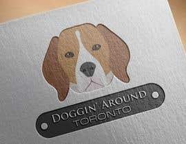 #95 untuk Create a logo with a cartoon Beagle (dog) oleh dreamer509