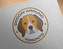 #98 untuk Create a logo with a cartoon Beagle (dog) oleh dreamer509