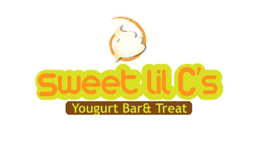 Bài tham dự cuộc thi #                                        51                                      cho                                         Sweet Lil C's Frozen Yogurt & Treats